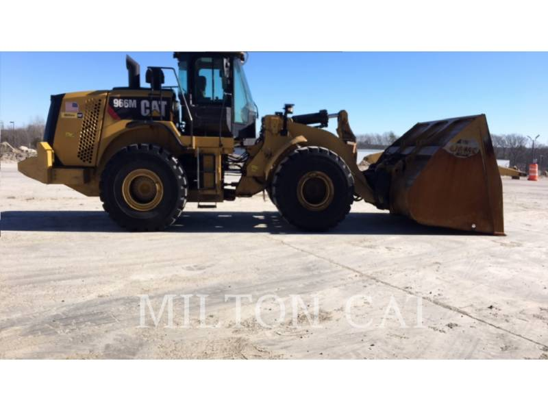 CATERPILLAR CARGADORES DE RUEDAS 966M equipment  photo 4