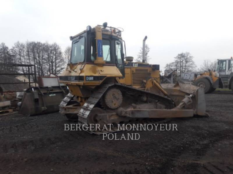 CATERPILLAR CIĄGNIKI ROLNICZE D6M XL equipment  photo 3