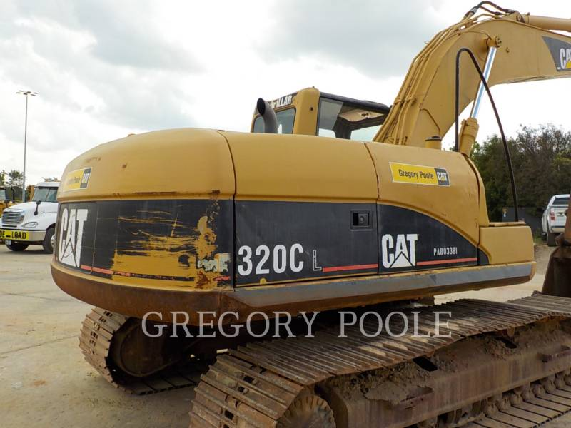 CATERPILLAR KETTEN-HYDRAULIKBAGGER 320C L equipment  photo 11