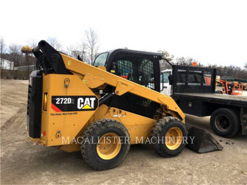 CATERPILLAR MINICARGADORAS 272D2 equipment  photo 1