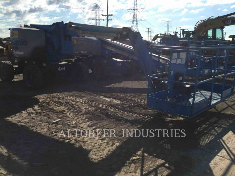 GENIE INDUSTRIES AUSLEGER-HUBARBEITSBÜHNE Z62 equipment  photo 1