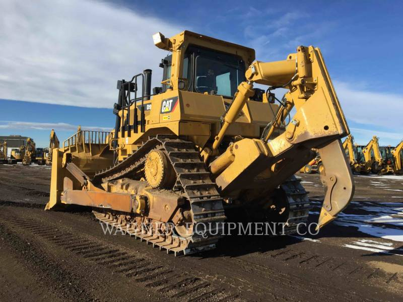CATERPILLAR CIĄGNIKI GĄSIENICOWE D9T equipment  photo 4