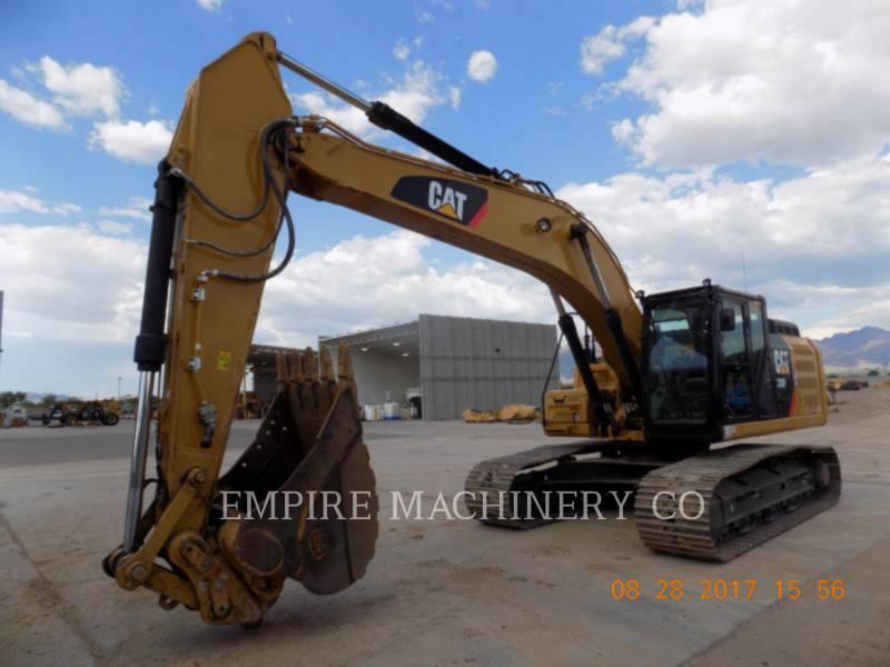 CATERPILLAR EXCAVADORAS DE CADENAS 330FL equipment  photo 4