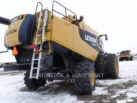 LEXION COMBINE MÄHDRESCHER LX580R equipment  photo 5