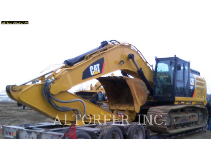 CATERPILLAR PELLES SUR CHAINES 336FL XE equipment  photo 3
