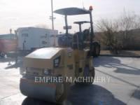 CATERPILLAR VIBRATORY DOUBLE DRUM ASPHALT CB24 equipment  photo 4
