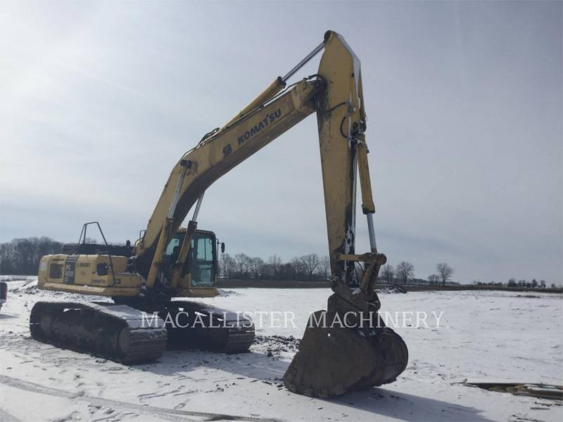 KOMATSU TRACK EXCAVATORS PC400LC-7L equipment  photo 4