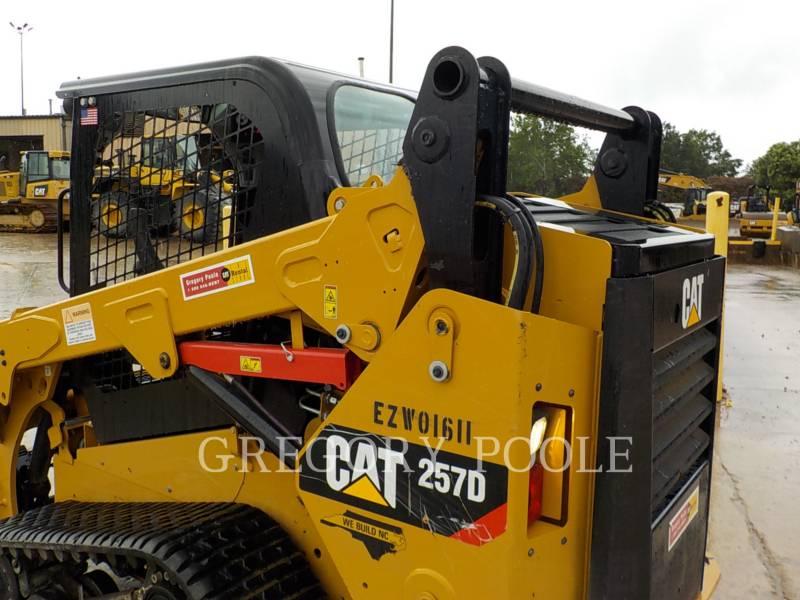 CATERPILLAR MULTI TERRAIN LOADERS 257D equipment  photo 9
