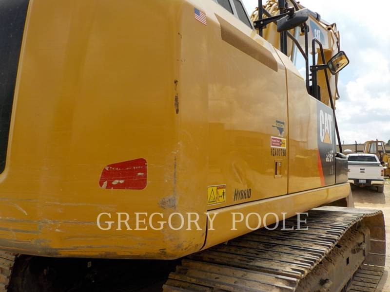 CATERPILLAR TRACK EXCAVATORS 336EL H equipment  photo 12