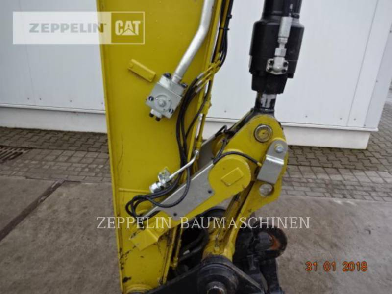 CATERPILLAR PELLES SUR PNEUS M320F equipment  photo 11