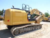 CATERPILLAR TRACK EXCAVATORS 320E equipment  photo 5
