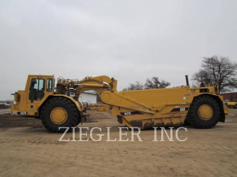 CATERPILLAR MOTOESCREPAS 637EII equipment  photo 5