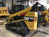 CATERPILLAR 多様地形対応ローダ 287D equipment  photo 2