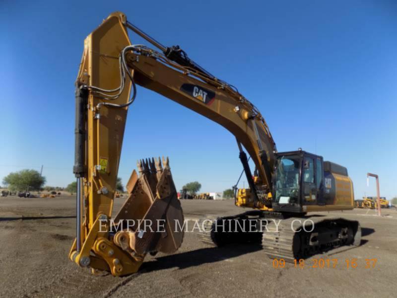 CATERPILLAR TRACK EXCAVATORS 349F equipment  photo 4