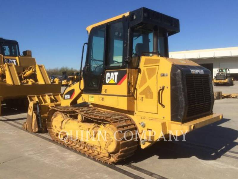 CATERPILLAR CARGADORES DE CADENAS 953D equipment  photo 2