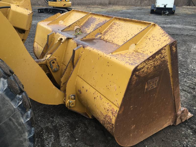 CATERPILLAR WHEEL LOADERS/INTEGRATED TOOLCARRIERS 950H equipment  photo 17