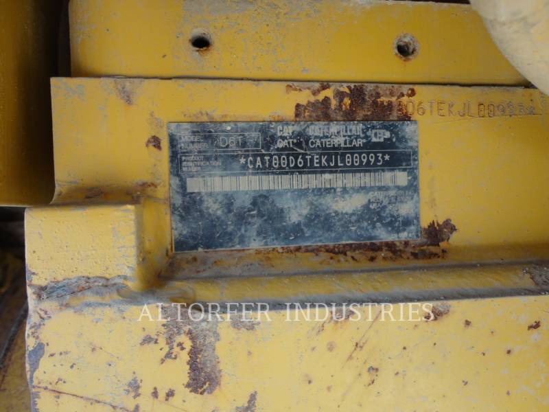CATERPILLAR TRACK TYPE TRACTORS D6T LGPARO equipment  photo 16