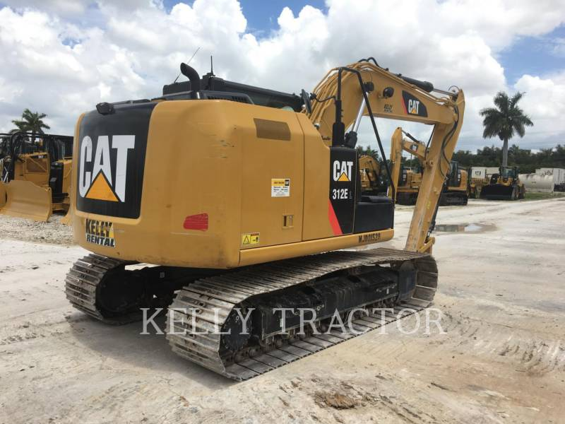 CATERPILLAR RUPSGRAAFMACHINES 312EL equipment  photo 5