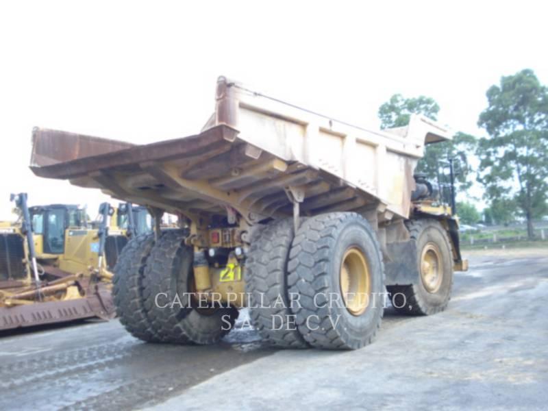 CATERPILLAR 鉱業用ダンプ・トラック 773F equipment  photo 5