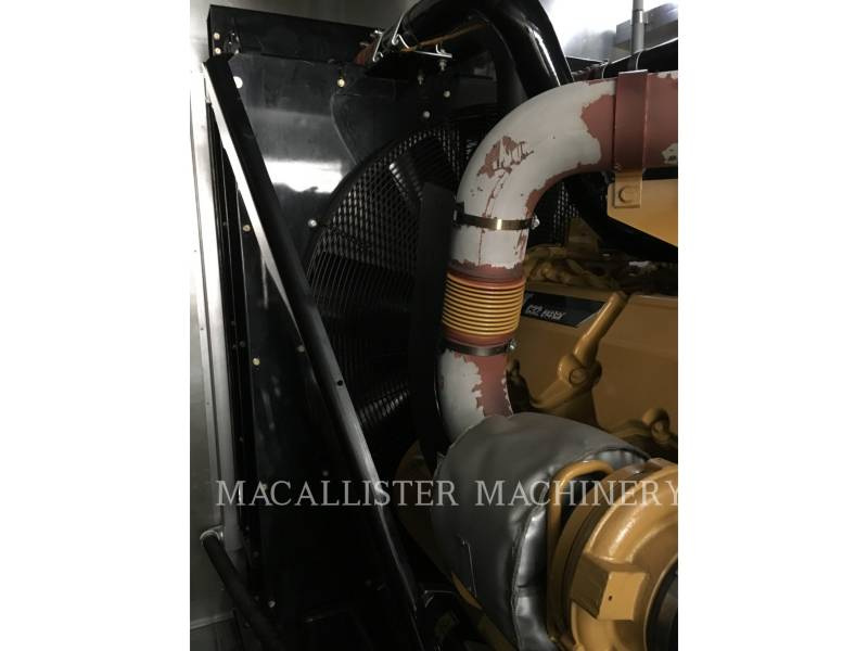 CATERPILLAR STATIONARY GENERATOR SETS C32 equipment  photo 7