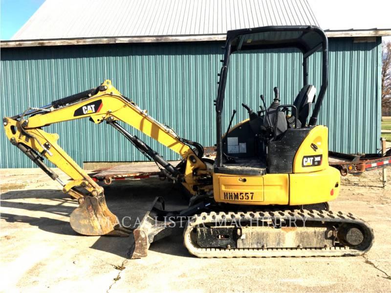 CATERPILLAR TRACK EXCAVATORS 303E equipment  photo 1