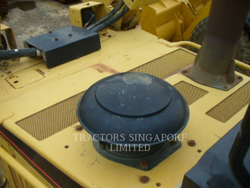 CATERPILLAR TRATTORI CINGOLATI D6RIIILGP equipment  photo 18