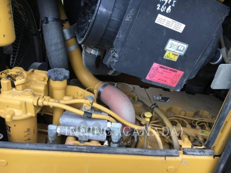 CATERPILLAR TRATTORI CINGOLATI D6NLGP equipment  photo 9
