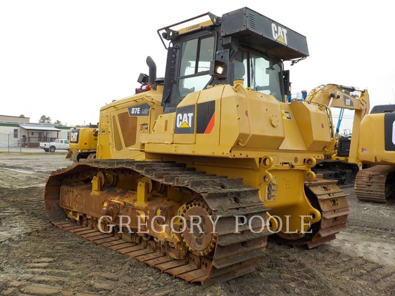 CATERPILLAR TRACK TYPE TRACTORS D7ELGP equipment  photo 7
