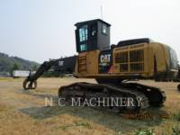 CATERPILLAR MACHINE FORESTIERE 568 equipment  photo 2