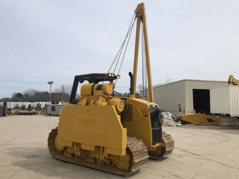 CATERPILLAR TIENDETUBOS PL61 equipment  photo 7
