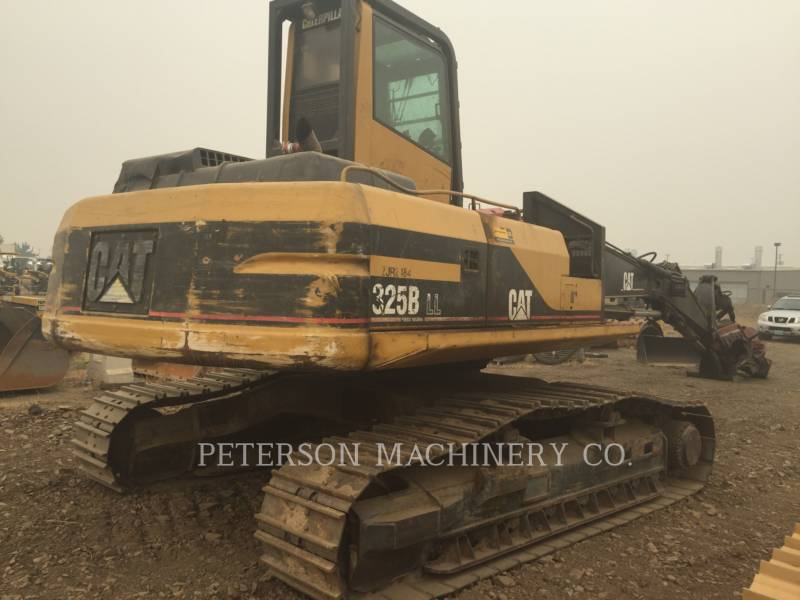 CATERPILLAR ログ・ローダ 325BLL equipment  photo 4