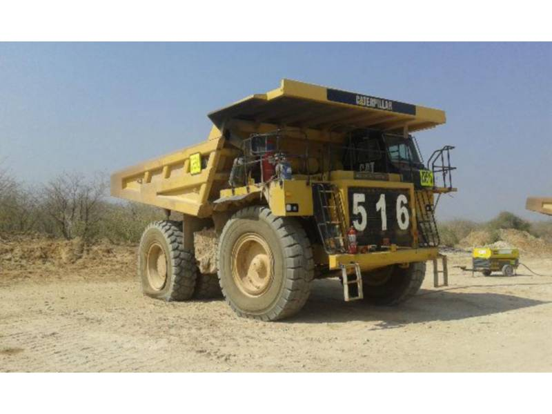 CATERPILLAR TOMBEREAUX RIGIDES POUR MINES 777DLRC equipment  photo 3
