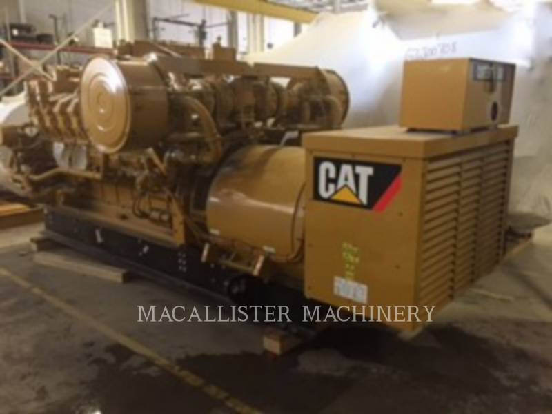 CATERPILLAR STATIONARY GENERATOR SETS G3516 equipment  photo 3
