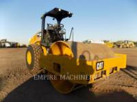 CATERPILLAR EINZELVIBRATIONSWALZE, BANDAGE CS54B equipment  photo 2