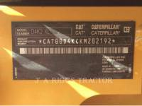 CATERPILLAR TRACTORES DE CADENAS D4KXL A equipment  photo 9