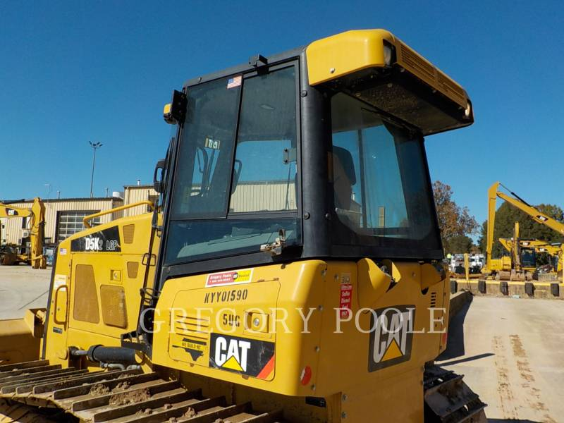 CATERPILLAR KETTENDOZER D5K2 LGP equipment  photo 10
