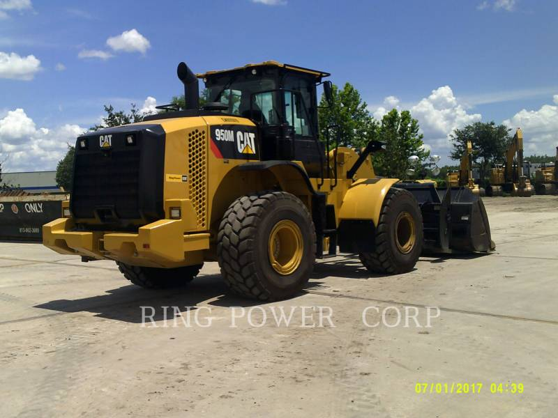 CATERPILLAR WHEEL LOADERS/INTEGRATED TOOLCARRIERS 950MQC equipment  photo 3