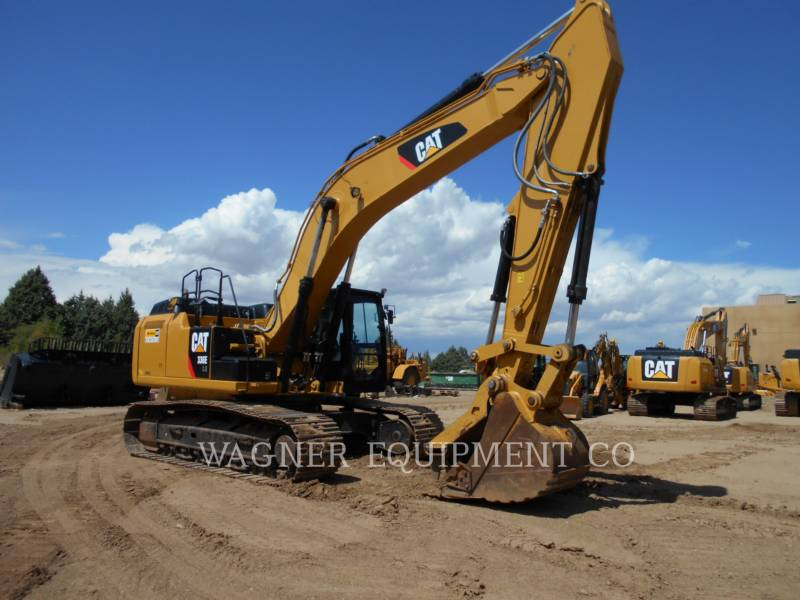 CATERPILLAR EXCAVADORAS DE CADENAS 336EL H TB equipment  photo 1