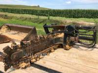 Equipment photo CATERPILLAR T9 TRENCHER 作业机具 - 挖沟机 1