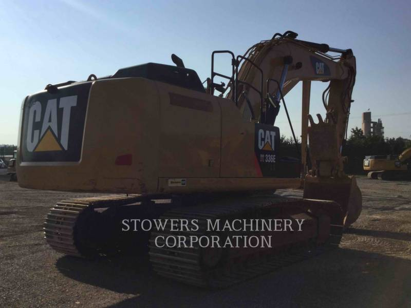 CATERPILLAR TRACK EXCAVATORS 336E THUMB equipment  photo 4