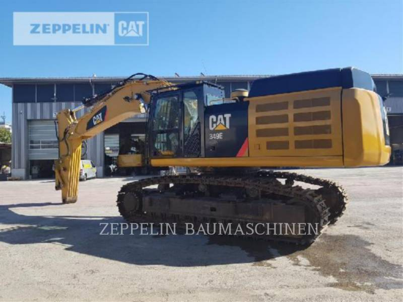 CATERPILLAR 履带式挖掘机 349ELVG equipment  photo 6