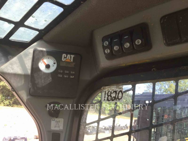CATERPILLAR CARGADORES MULTITERRENO 279D equipment  photo 19