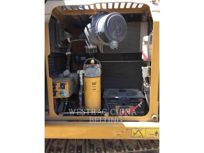 CATERPILLAR TRACK EXCAVATORS 320D2 equipment  photo 9