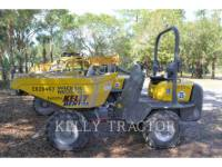 WACKER CORPORATION VEHÍCULOS UTILITARIOS / VOLQUETES DUMPER3001 equipment  photo 3
