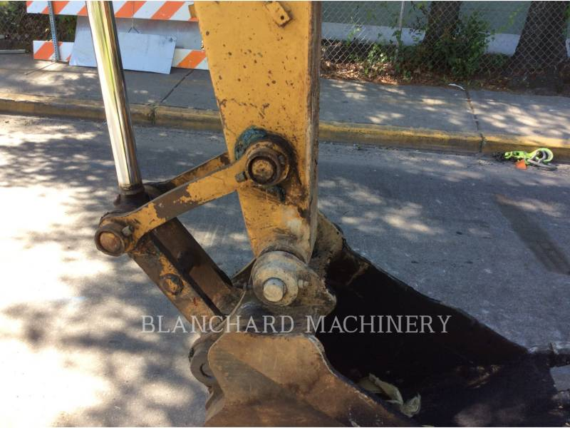 CATERPILLAR TRACK EXCAVATORS 308DCR equipment  photo 9