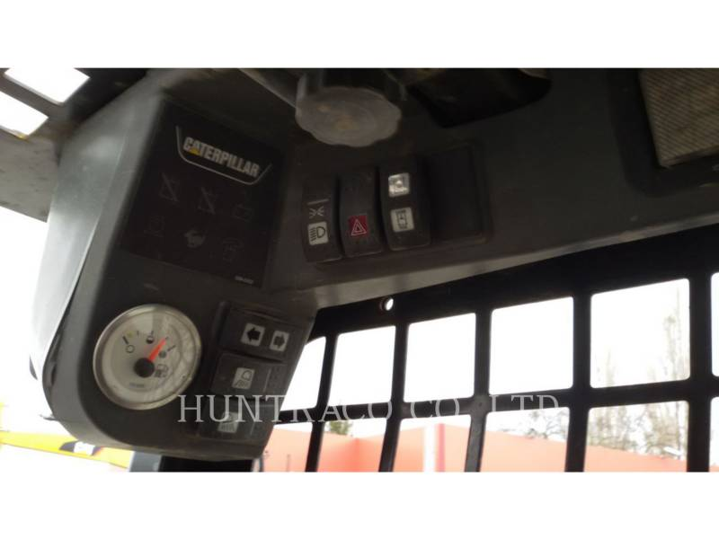 CATERPILLAR スキッド・ステア・ローダ 226 B SERIES 3 equipment  photo 17