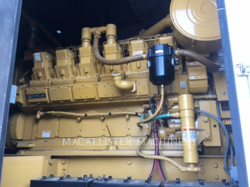 CATERPILLAR STATIONARY GENERATOR SETS 3512 equipment  photo 3