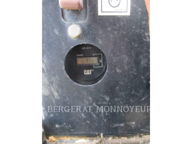 CATERPILLAR TRACK EXCAVATORS 303.5DCR equipment  photo 6