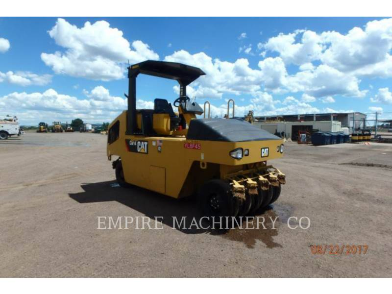 CATERPILLAR COMPACTADORES DE PNEUMÁTICOS CW14 equipment  photo 1