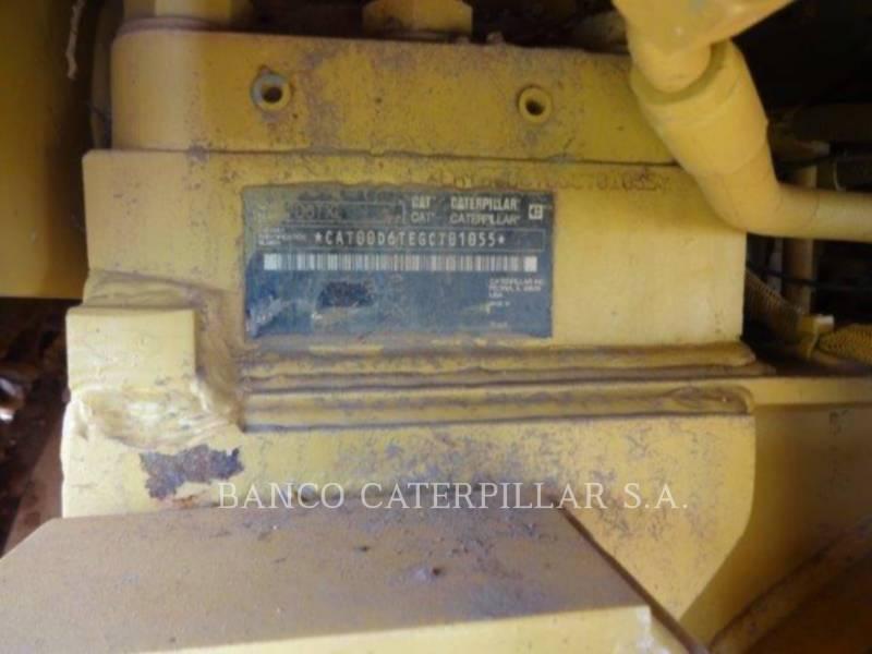 CATERPILLAR TRACK TYPE TRACTORS D6TXL equipment  photo 7